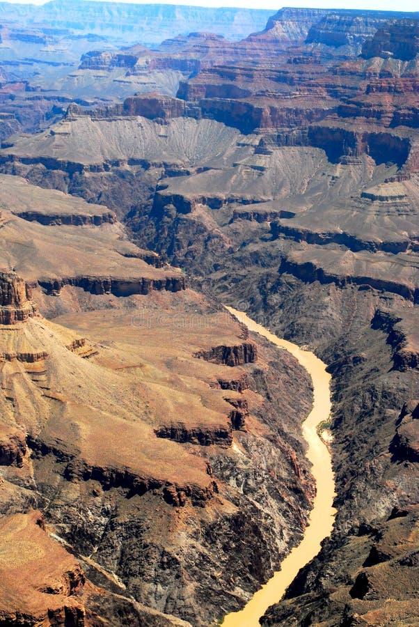 Kolorado-Fluss stockfotografie