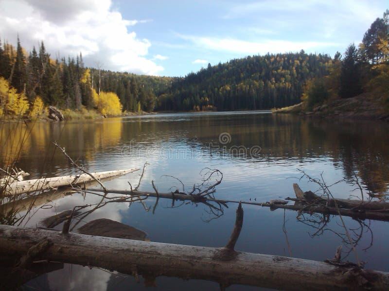 Kolorado Mesa jezioro zdjęcie royalty free
