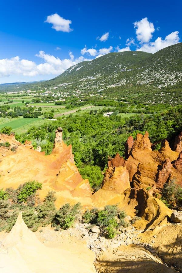 Kolorado provencal lizenzfreies stockbild