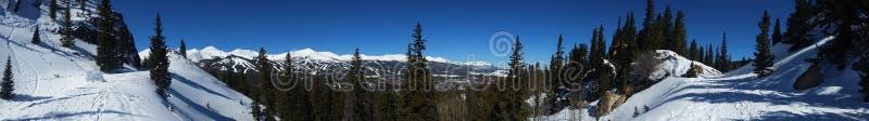 Kolorado Rockies stockfotos