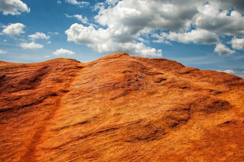 Kolorado Rustrel stockfotografie