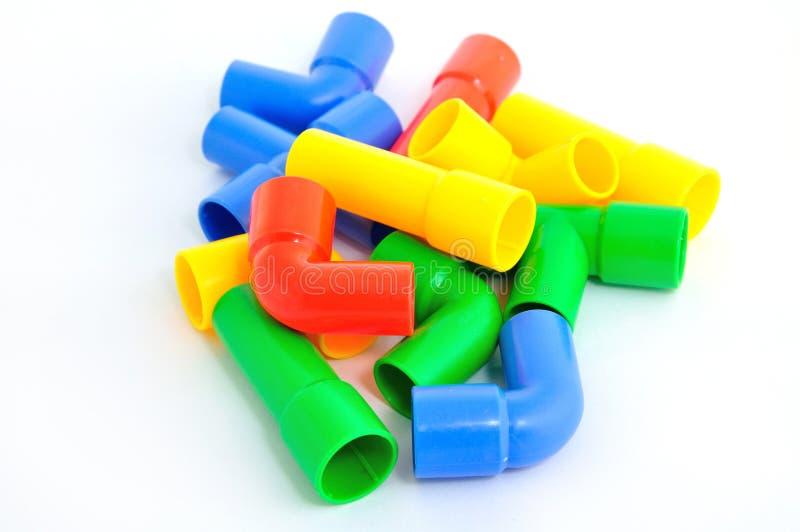 Kolorowa drymby zabawka dla dziecka obrazy stock
