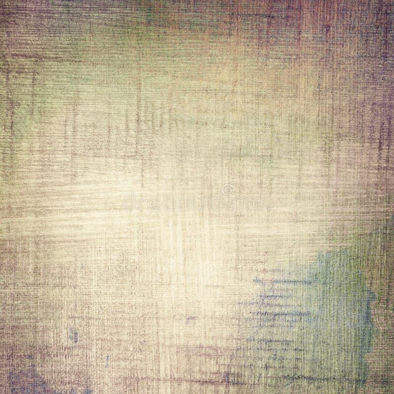 Kolorowa malująca drewniana tekstura zdjęcia royalty free