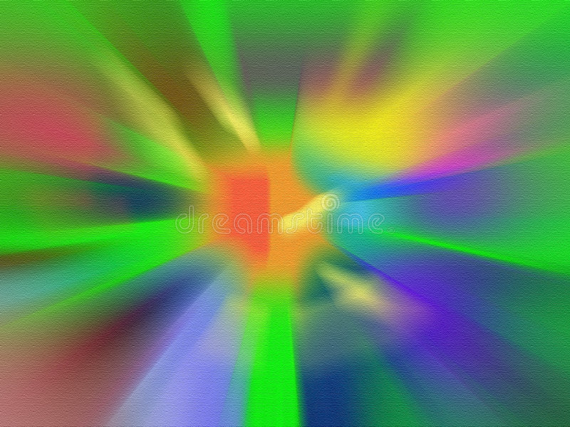 Kolorowa tkanina ilustracji