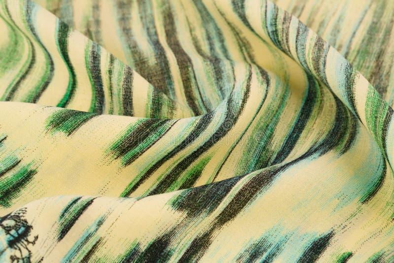 kolorowa tkaniny zdjęcia stock