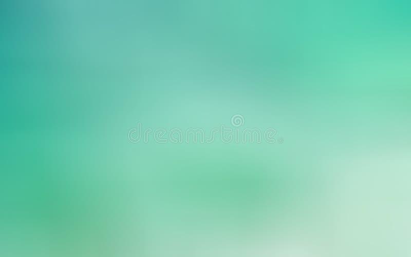 Kolorowa zamazana oświetlenie zieleń fotografia royalty free