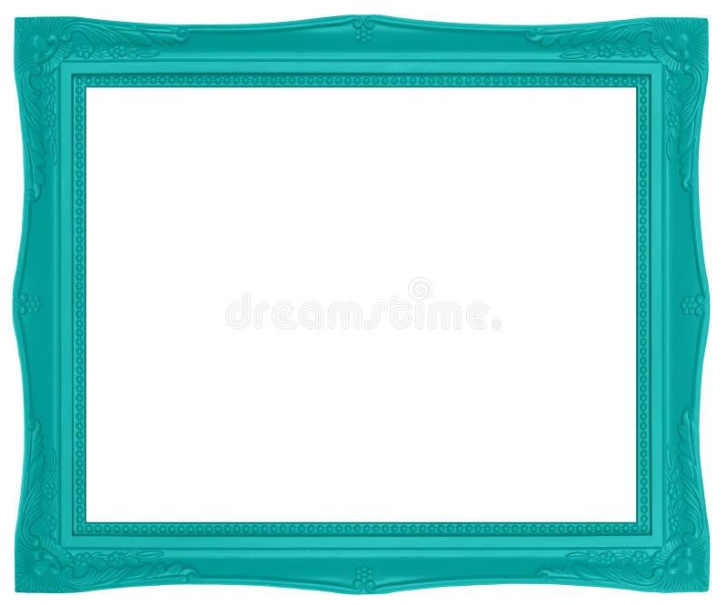 Kolorowa Zielona obrazek rama