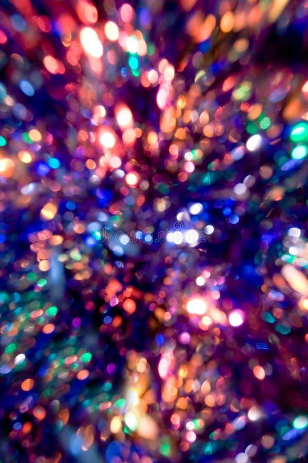 kolorowe światła zdjęcia stock