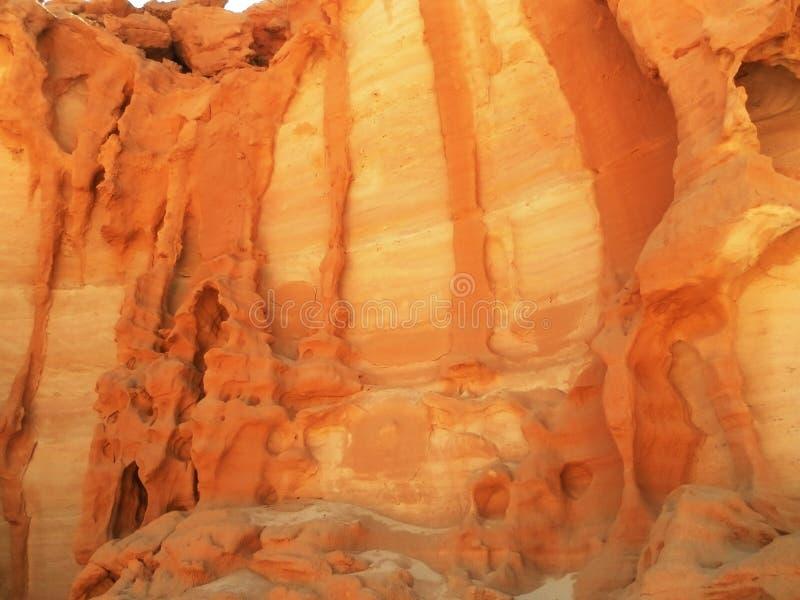 kolorowe kanionu obrazy stock