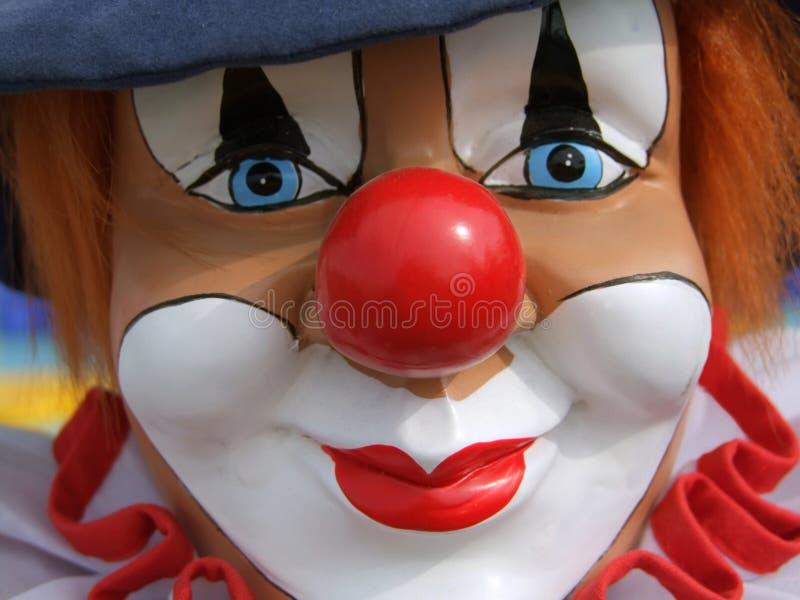 kolorowe klaun obrazy royalty free