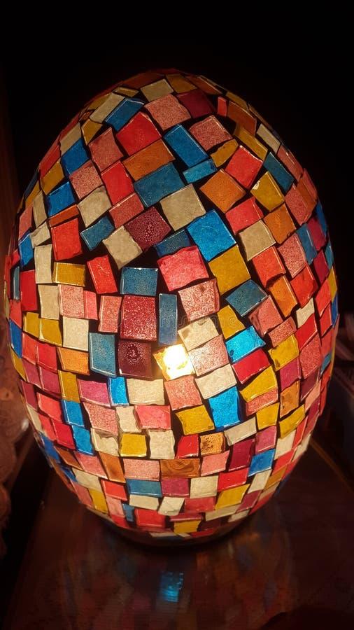 kolorowe latarnia obraz royalty free