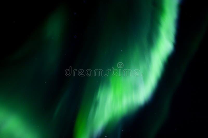 kolorowe napowietrznej aurora. obrazy royalty free