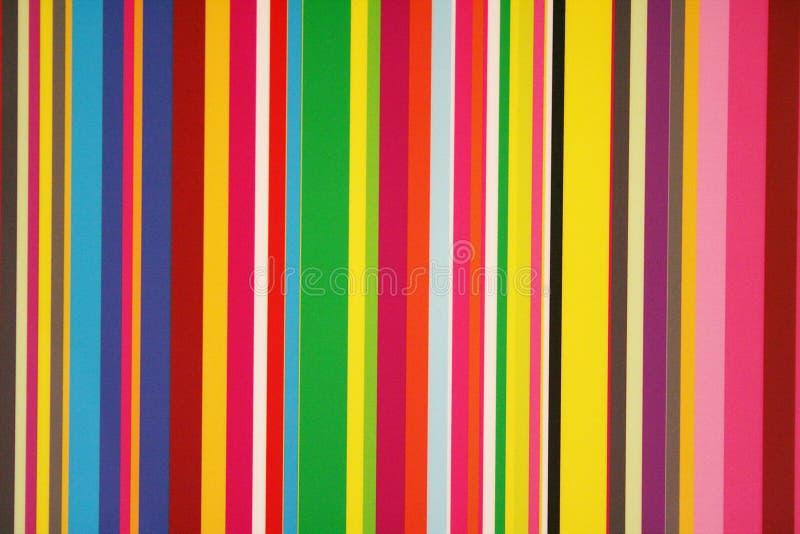 kolorowe pasy zdjęcia stock