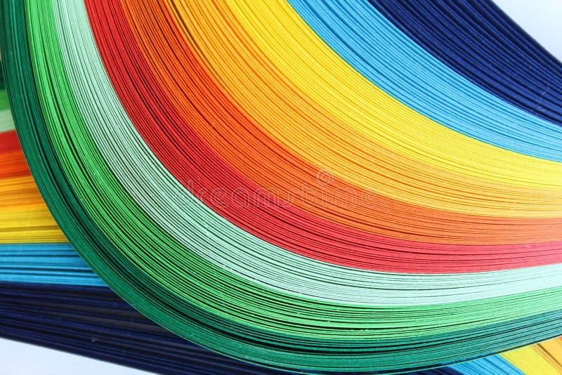 kolorowe pasy fotografia royalty free