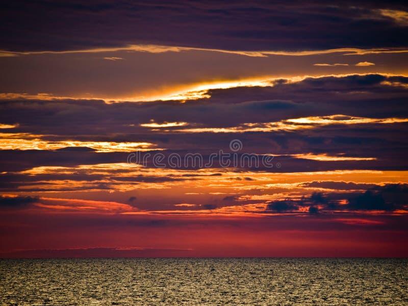 kolorowe słońca obrazy stock