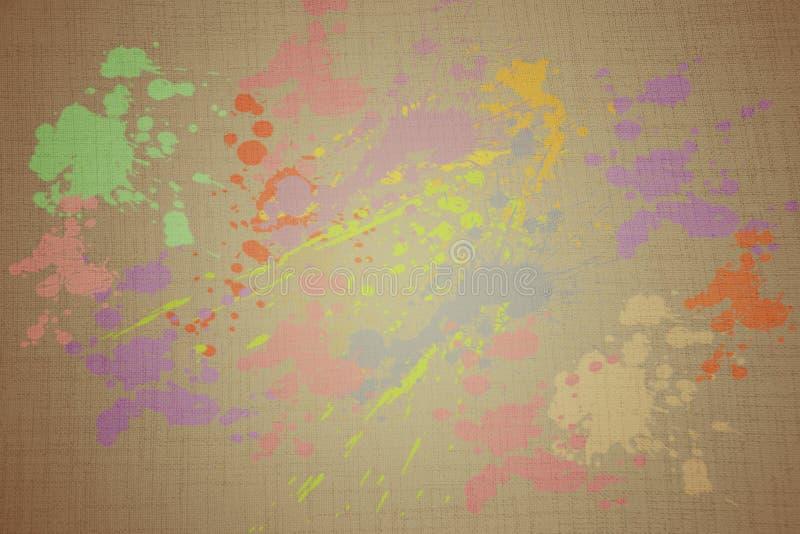 kolorowe tła crunch obrazy royalty free