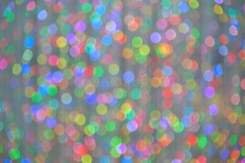 Kolorowe tło - flaga disco fotografia stock