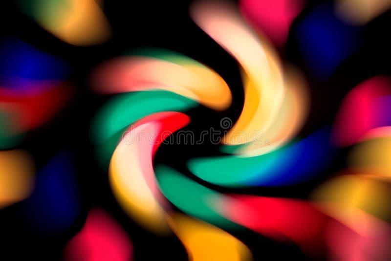kolorowe tło Stubarwny tło Barwione linie w ruchu, kopii przestrzeń fotografia royalty free