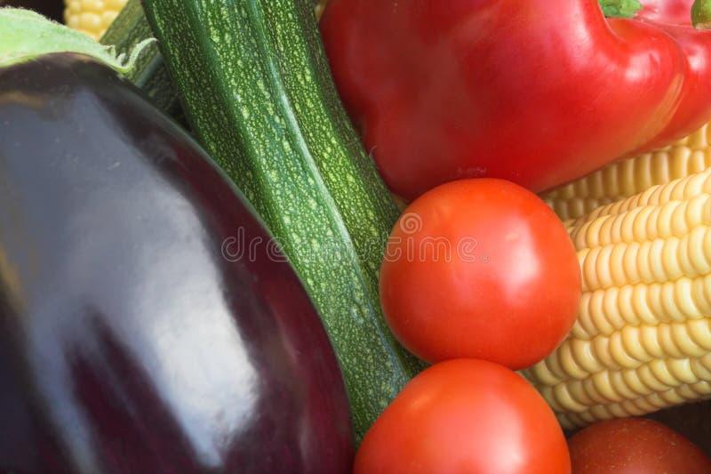 kolorowe warzywa obraz stock
