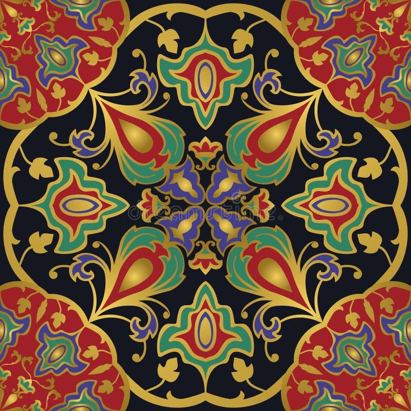 kolorowe wzór abstrakcyjne ilustracji