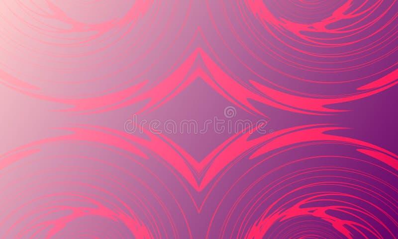 Kolorowego abstrakcjonistycznego tła wektorowy projekt, kolorowy ocieniony tło, żywa koloru wektoru ilustracja ?rodowisko ilustracja wektor