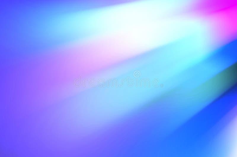 Kolorowego abstrakta światła żywego koloru zamazany tło obraz stock