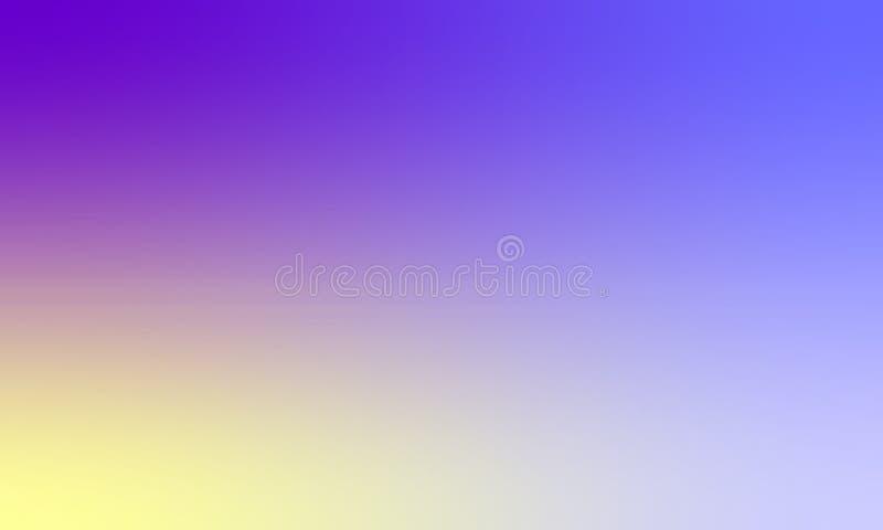 Kolorowego plamy tekstury tła wektorowy projekt, kolorowy zamazany ocieniony tło, żywa koloru wektoru ilustracja Zbliżenie, bac ilustracja wektor