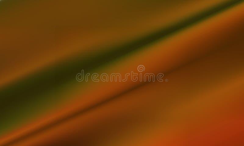 Kolorowej plamy abstrakcjonistyczny t?o z o?wietleniowym skutkiem, g?adka, koszowa, wektorowa ilustracja, ilustracja wektor