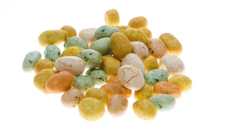 Kolorowi arachidy zdjęcia royalty free