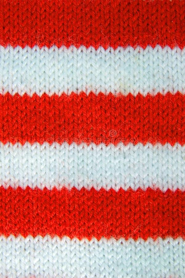 Kolorowi boże narodzenia czerwienie, biel dziali wzór Santa Claus pomagiera kapelusz zdjęcie royalty free