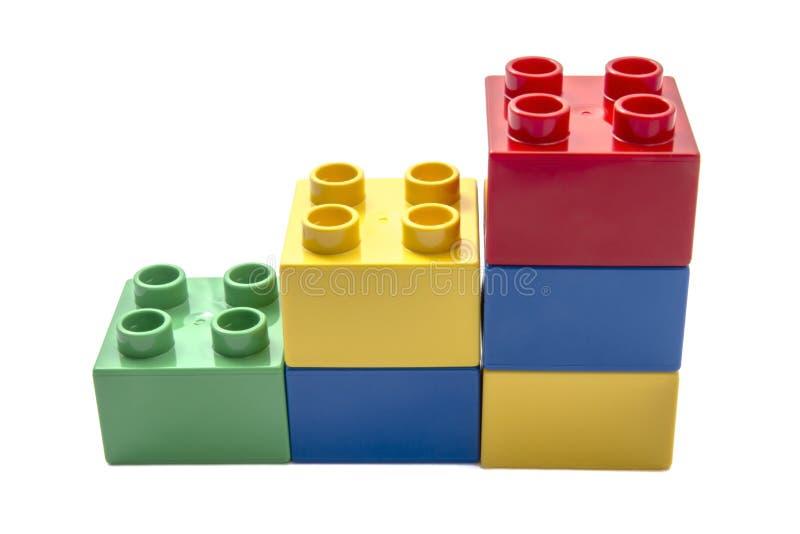 Kolorowi elementy obrazy stock