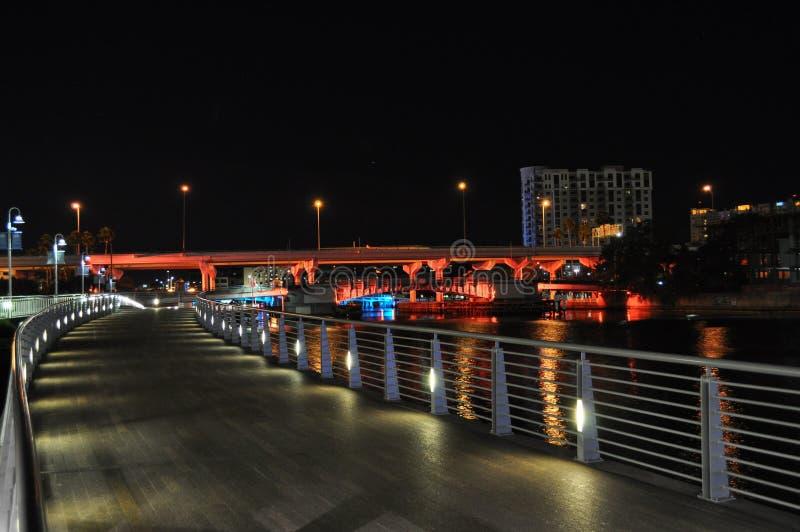 Kolorowi mosty zdjęcie stock