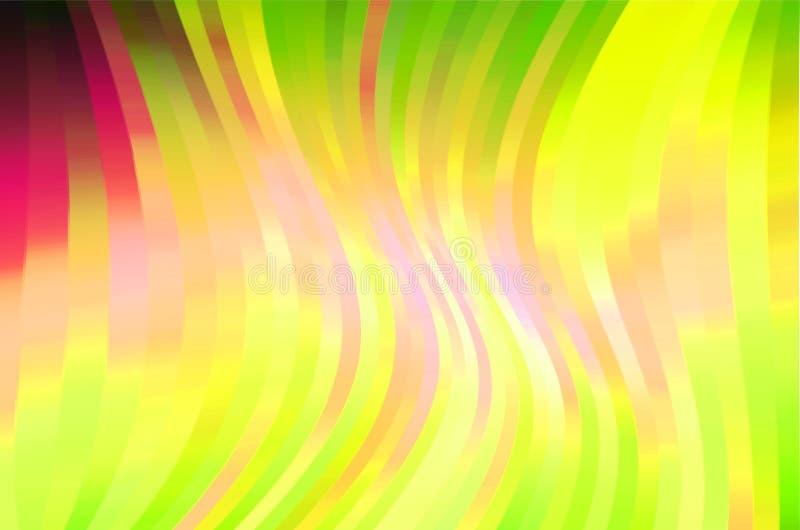 kolorowi tło lampasy obraz royalty free
