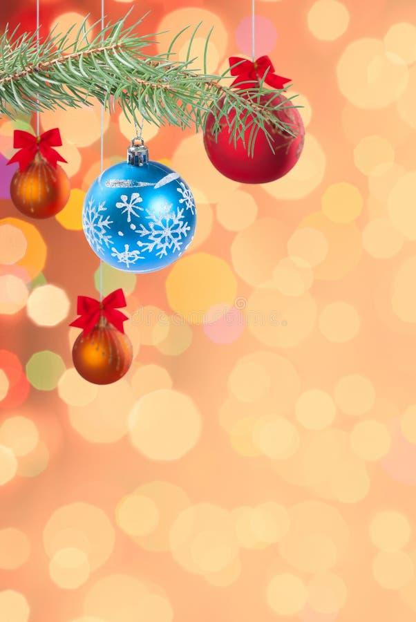 Kolorowy świąteczny tło obrazy stock