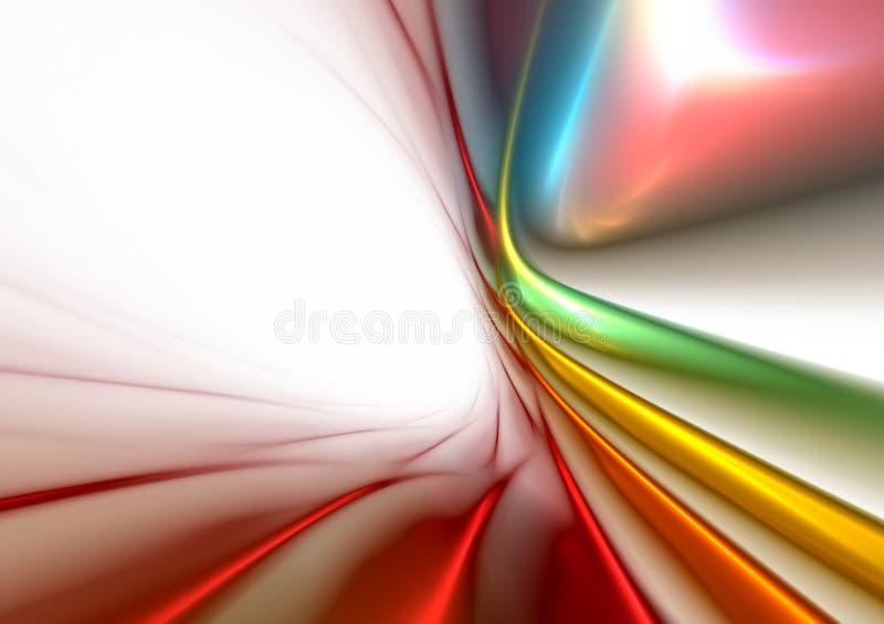 kolorowy abstrakcjonistyczny tło ilustracji