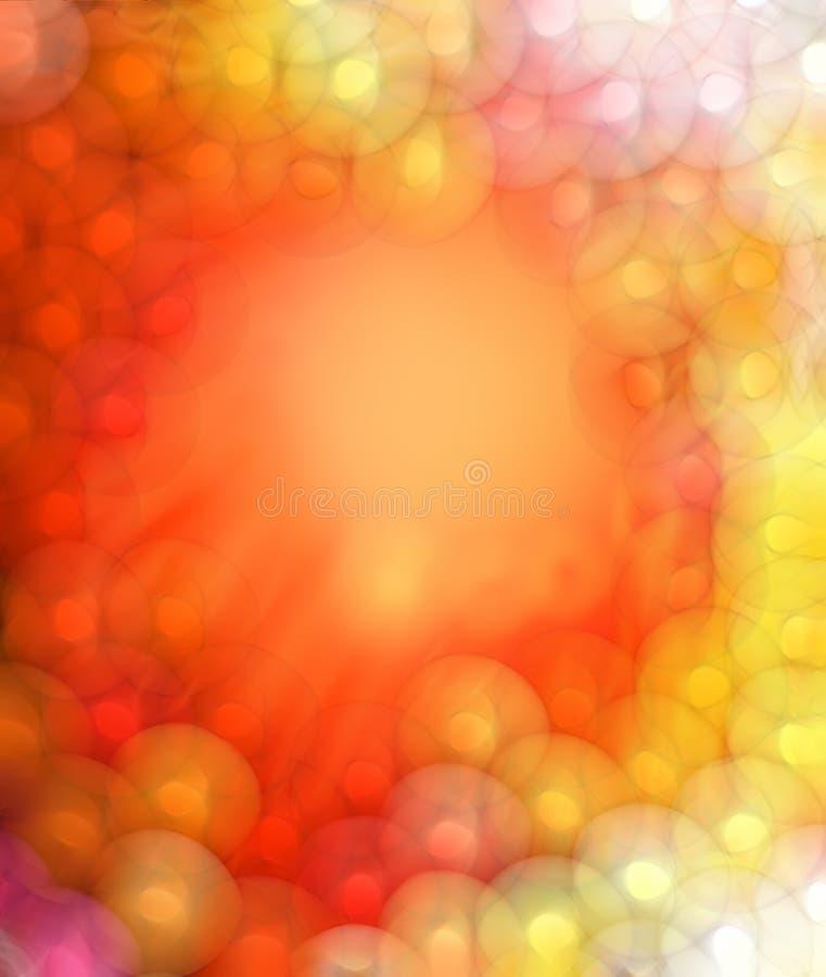 kolorowy abstrakcjonistyczny tło obraz royalty free