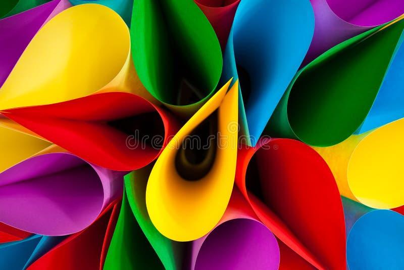 Kolorowy abstrakt zdjęcie stock