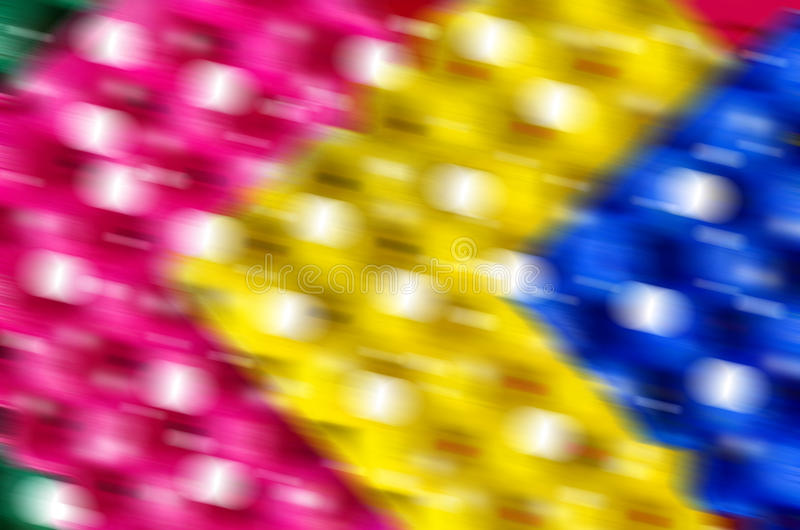 Kolorowy abstrakt zamazuje tło obraz stock