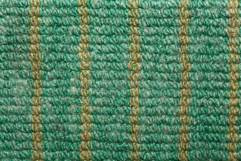 Kolorowy afrykański peruvian stylu dywanika powierzchni zakończenie up obraz stock