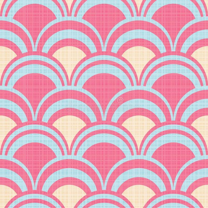 Kolorowy bezszwowy wzór ilustracji