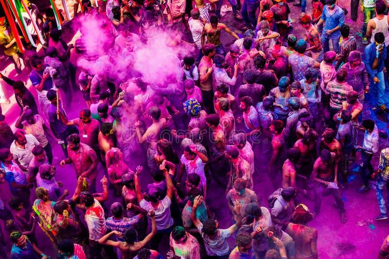 Kolorowy Croud