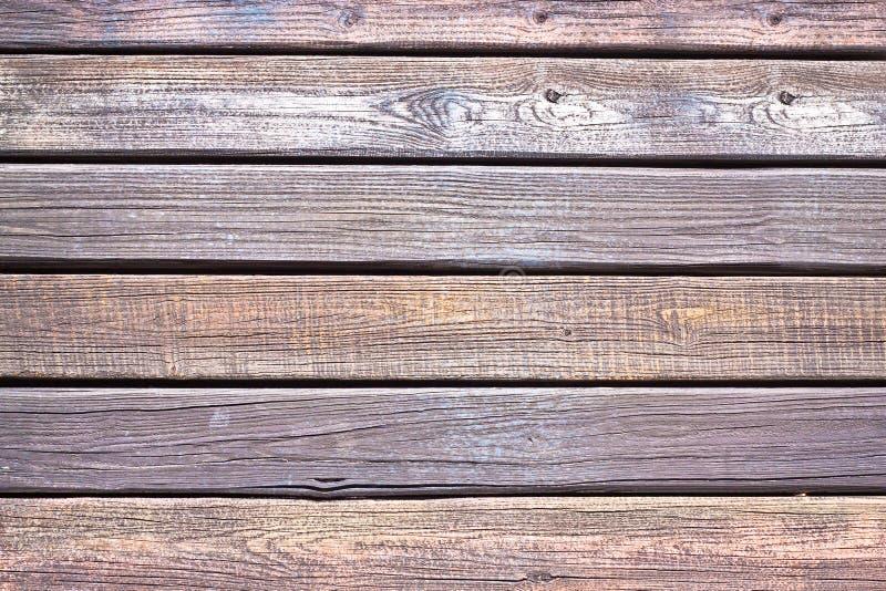 Kolorowy drewno obraz stock