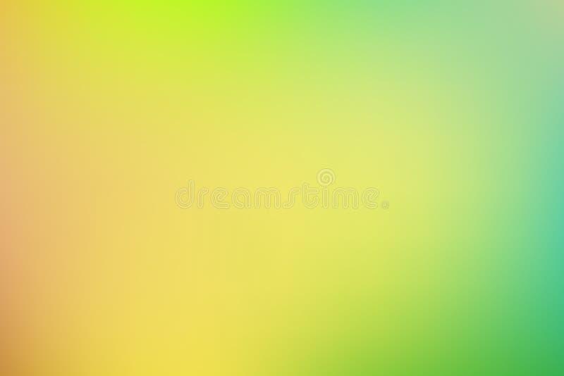 Kolorowy gradientowy siatki tło w jaskrawych kolorach Abstrakt zamazująca gładka wektorowa ilustracja ilustracji