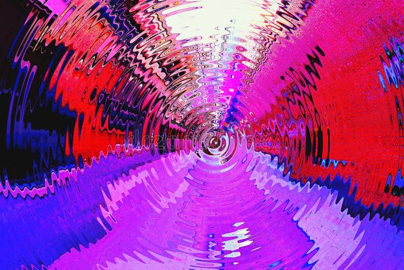 Kolorowy kalejdoskopu wzór dla projekta i tło obrazy royalty free