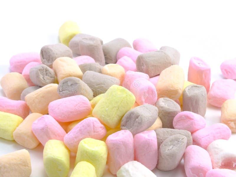 Download Kolorowy Marshmallows Cukierek Zdjęcie Stock - Obraz złożonej z funda, jedzenie: 53776740