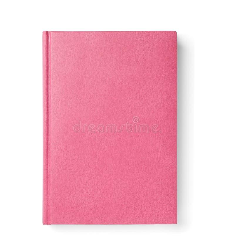 Kolorowy notatnik na białym tle obraz royalty free