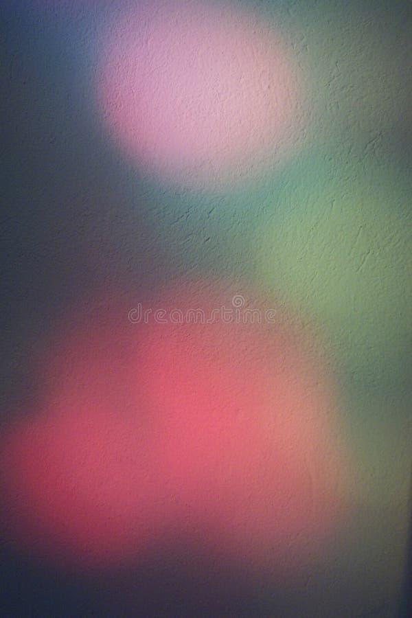 kolorowy relection zdjęcia stock
