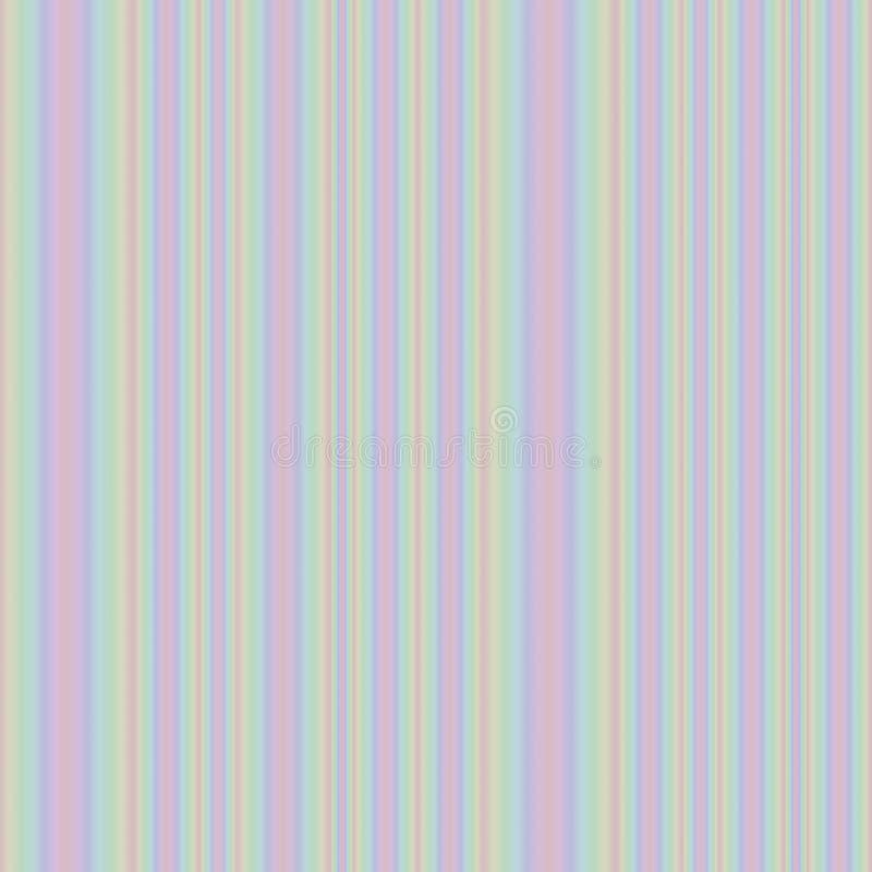 Kolorowy tło robić pastele barwiący zamazujący lampasy bezszwowy wzoru ilustracja wektor