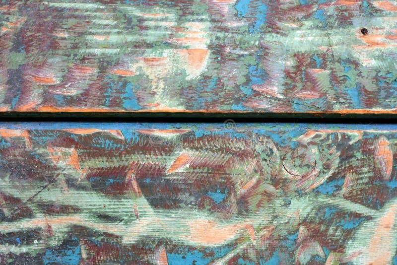 kolorowy tekstury drewna zdjęcia royalty free