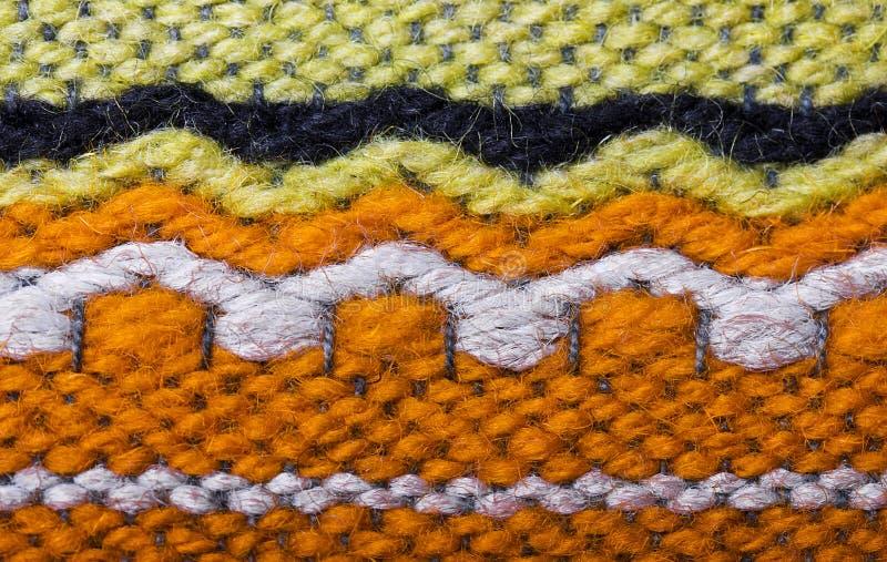 Download Kolorowy woolen zdjęcie stock. Obraz złożonej z dzianina - 57652652
